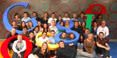 primeros empleados de Google