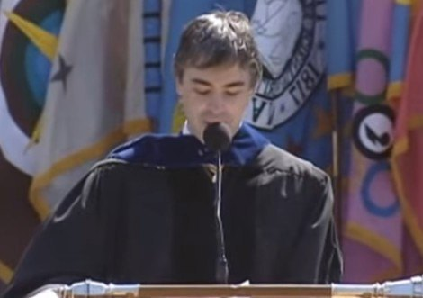 larry page discurso apertura