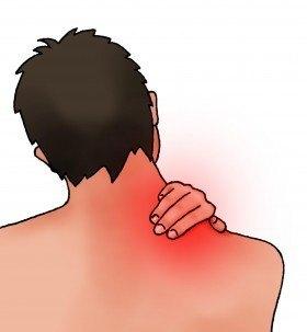 pinzamiento cuello