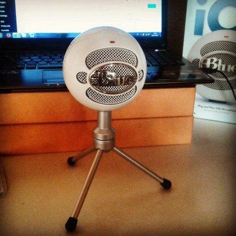 microfono snowball