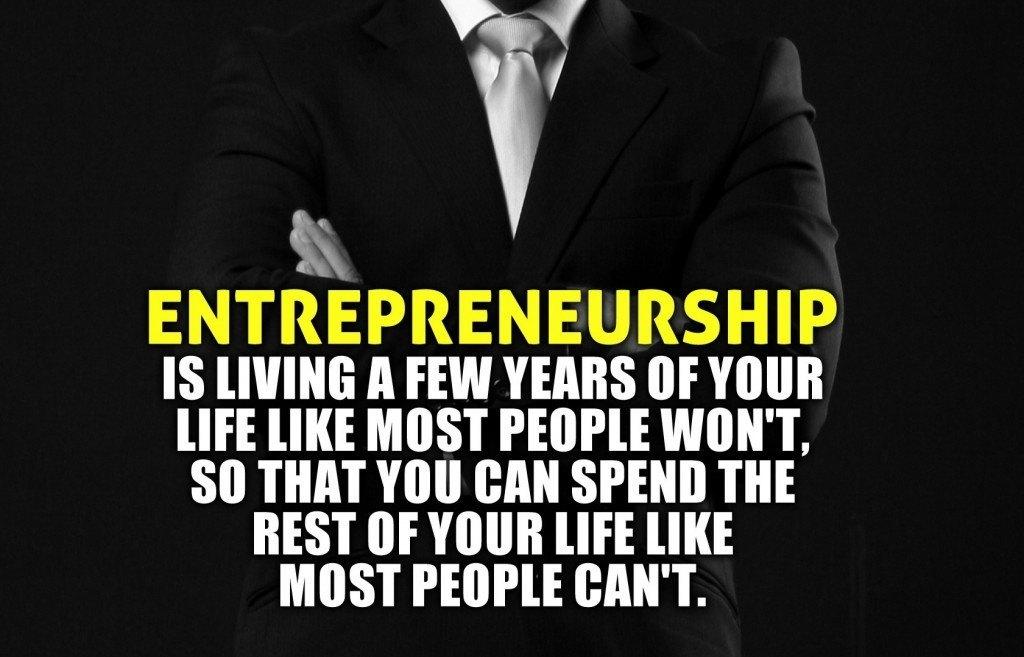 frase sobre emprender