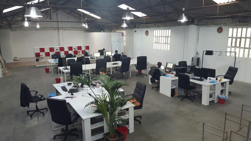 oficinas en enero