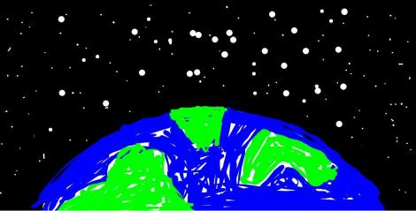 planeta tierra realidad virtual